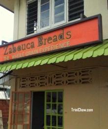 Zabouca Breads Trinidad