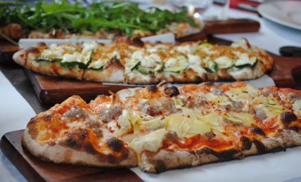 Buzo Trinidad Pizza