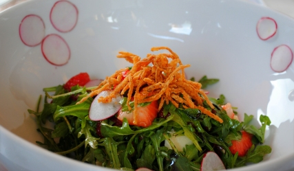 Buzo Trinidad Salad