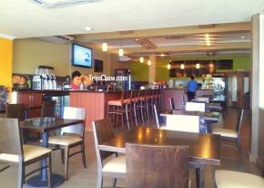 The Canvas Restaurant St. James Trinidad