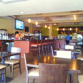 THE CANVAS BISTRO & BAR (St. James, Trinidad)