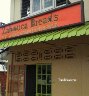 ZABOUCA BREADS (Woodbrook,Trinidad)