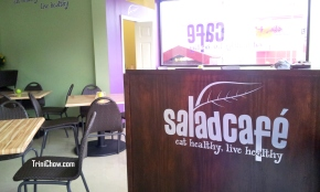 SALAD CAFE (Woodbrook, Trinidad)