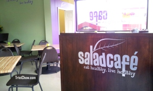 Salad Cafe Trinidad