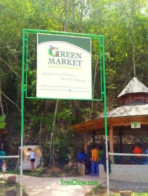 GREEN MARKET SANTA CRUZ (Santa Cruz,Trinidad)