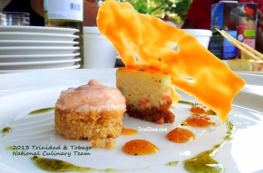 Talent on a Plate (and in a glass): Trinidad & Tobago National CulinaryTeam!