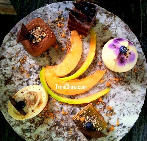 Peche Patisserie Trinidad Desserts