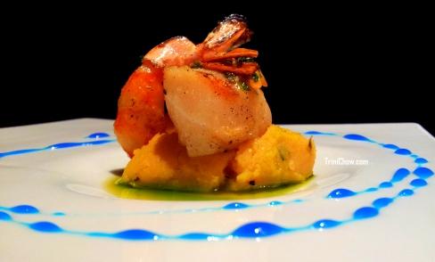 Appetizer CASA Restaurant Trinidad