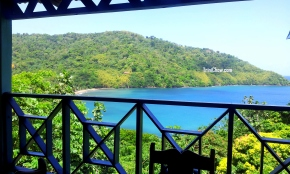 KING'S BAY CAFE (Delaford/King's Bay, Tobago)