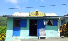 Kings Bay Cafe Tobago
