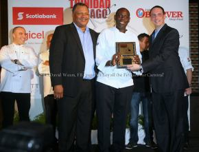 Winners Announced: 2013 Table Talk Food Awards Trinidad & Tobago!