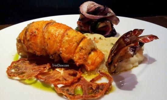 Lobster CASA Restaurant Trinidad