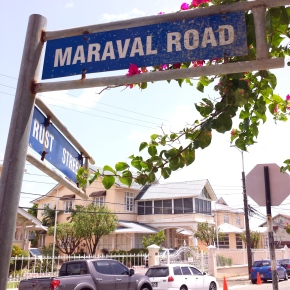 Maraval Road & Rust Street: A Neighborhood of Good Eats