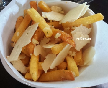 Fries Aioli Trinidad