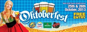 Oktoberfest Trinidad Carib Brewery 2013