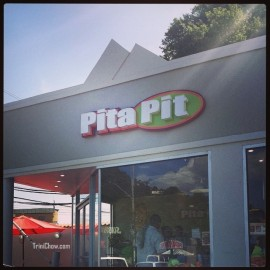 Pita Pit Maraval Trinidad