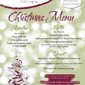 2013 Holiday Eats: T&T Restaurants' 2013 ChristmasMenus