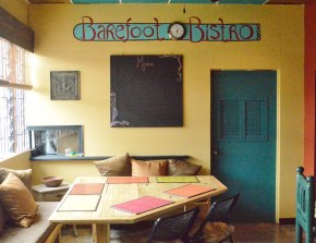 BAREFOOT BISTRO (Woodbrook, Trinidad) – TEMPORARILY CLOSED