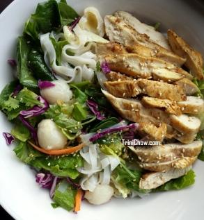 Chop Chops Bistro Trinidad Salad