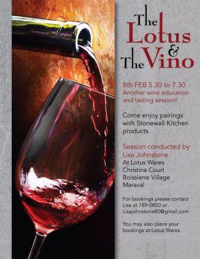 Food & Wine Events in Trinidad & Tobago: FEBRUARY2014