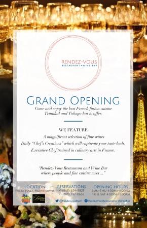 TriniChow Food & Restaurant News Roundup: APRIL – MAY2014