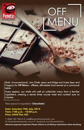 Food & Wine Events in Trinidad & Tobago: JULY2014