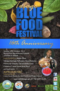 2014 Tobago Blue Food Festival