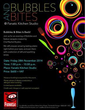 Food & Wine Events in Trinidad & Tobago: NOVEMBER2014