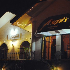 Arabian Week at JOSEPH'S RESTAURANT (Maraval, Trinidad)
