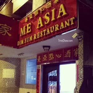 ME ASIA Dim Sum Restaurant Trinidad