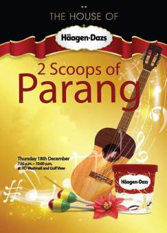 Haagen-Dazs Parang Event Trinidad