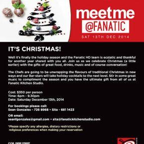 Food & Wine Events in Trinidad & Tobago: DECEMBER2014