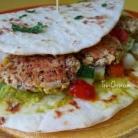 Youthful Vegan Cafe Trinidad - Falafel