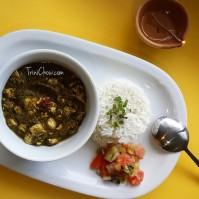 Youthful Vegan Cafe Trinidad - Paneer