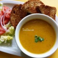 Youthful Vegan Cafe Trinidad - Soup
