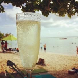 Prosecco Pigeon Beach Tobago