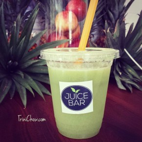 Drink Your Fruits & Vegetables: Where to Find Healthy Juices inTrinidad!