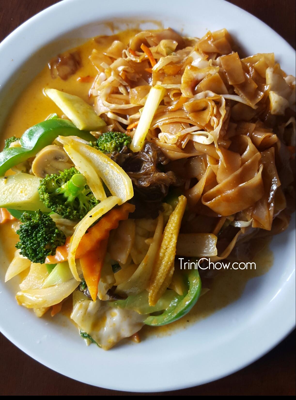 Sombat S Thai Cuisine Curepe Trinidad Trinichow