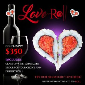 2016 Valentine's Day Specials at Restaurants in Trinidad