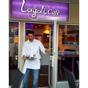 LAYALI CAFE, The House of Turkish Coffee (Diego Martin, Trinidad)