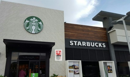 Starbucks Trinidad SouthPark