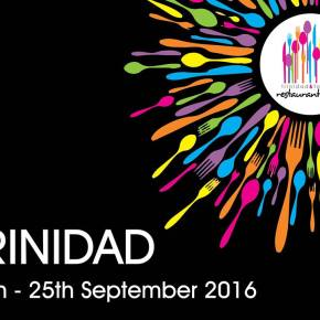 Participating Restaurants & Menus: 2016 Trinidad Restaurant Week, 16th-25th September