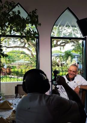 ChefChat: Joseph Habr of Joseph's Restaurant (Maraval,Trinidad)