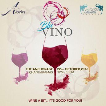 Blu-Vino Trinidad - Wine Event