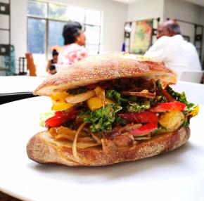 Vegetarian Restaurants & Eats inTrinidad