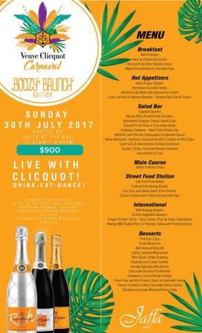 Food & Wine Events in Trinidad & Tobago: JULY2017